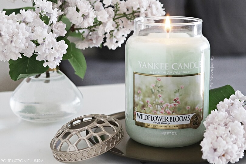 yankee candle wildflower blooms blog