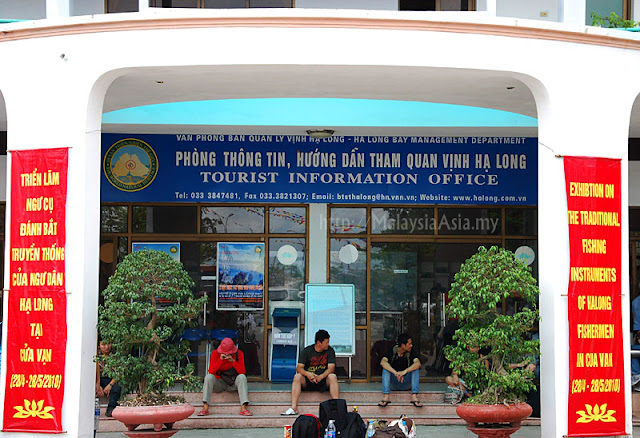 Tourist information Center Halong Bay