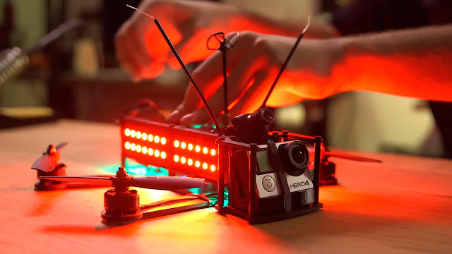 Drone Racing League - Top Speed FPV for sale in 2017