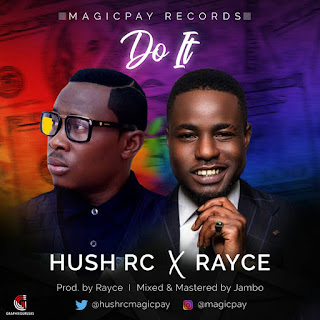 Music: Do It - Hush RC ft. Rayce @hushrcmagicplay