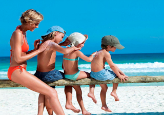 Protección solar para prevenir en cáncer de piel