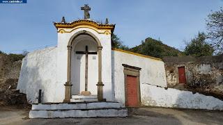 CHURCH / Capela do Senhor do Calvário, Castelo de Vide, Portugal