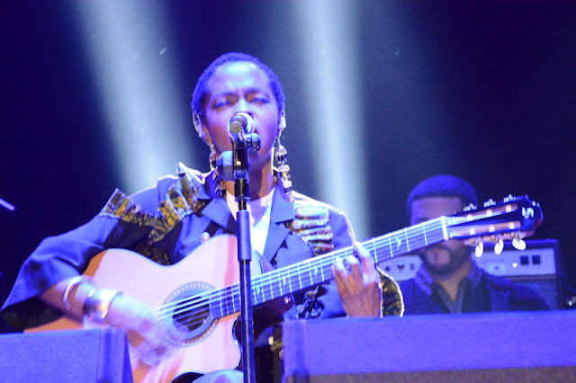 Mrs. Lauryn Hill, Cruïlla 2015