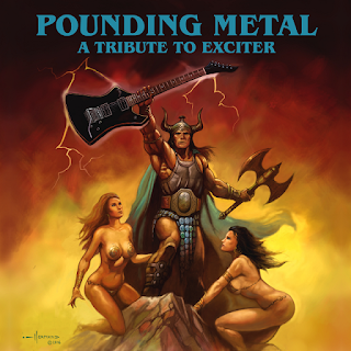 "Το tribute album ""Pounding Metal: A Tribute to Exciter"""