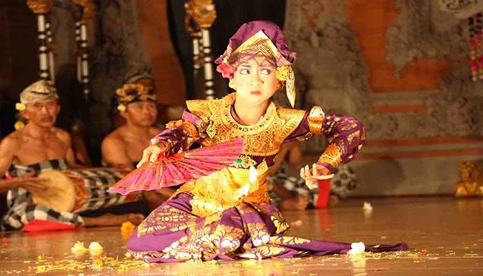 Tari Terunajaya, Tarian Tradisional Dari Bali