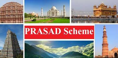 New Site Included in PRASAD Scheme