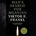 """Обзор книги: """"Человек в поисках смысла"""" Виктор Франкл"""