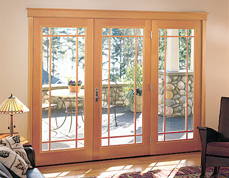 Modern Home Interior Design: Modern french doors interior ...