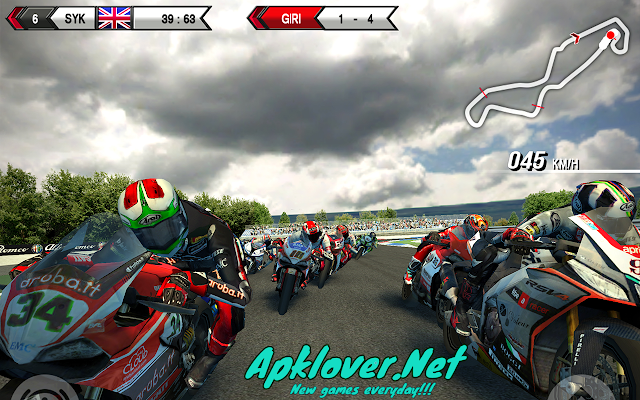 SBK15 Official Game MOD APK full premium