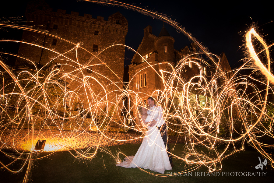 Comlongon Castle Wedding Photography