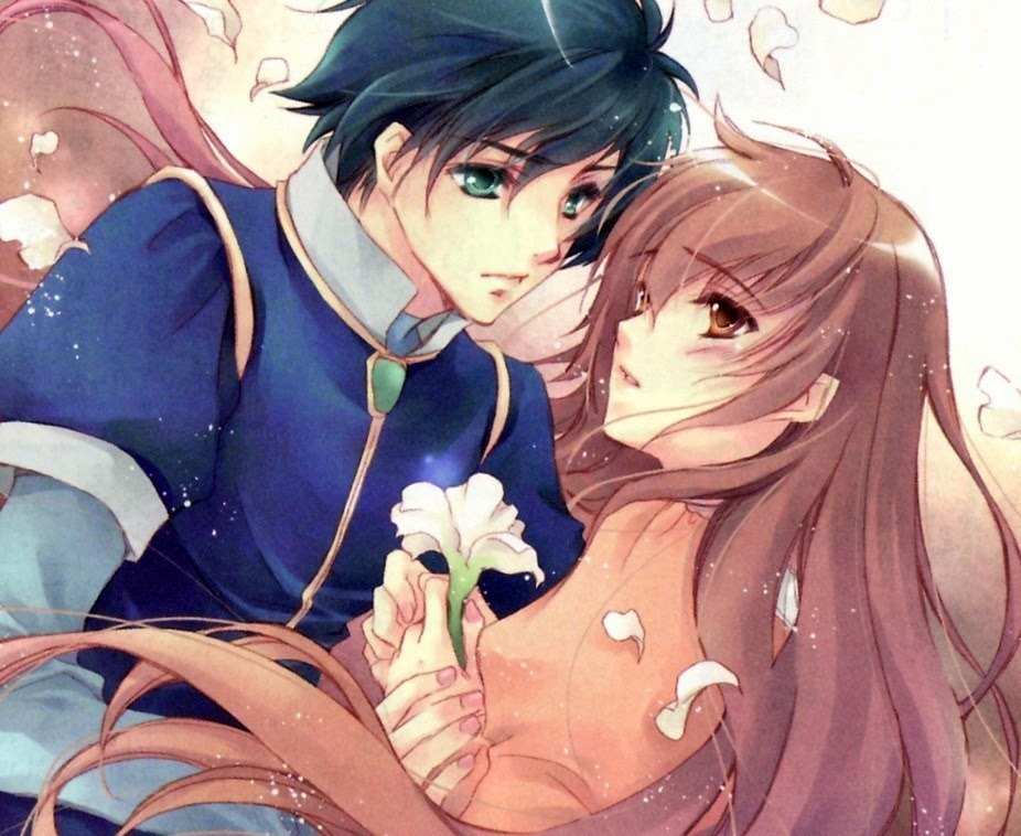 Animeted Girl Boy Love Couple HD Wallpapers Beautiful Background Images