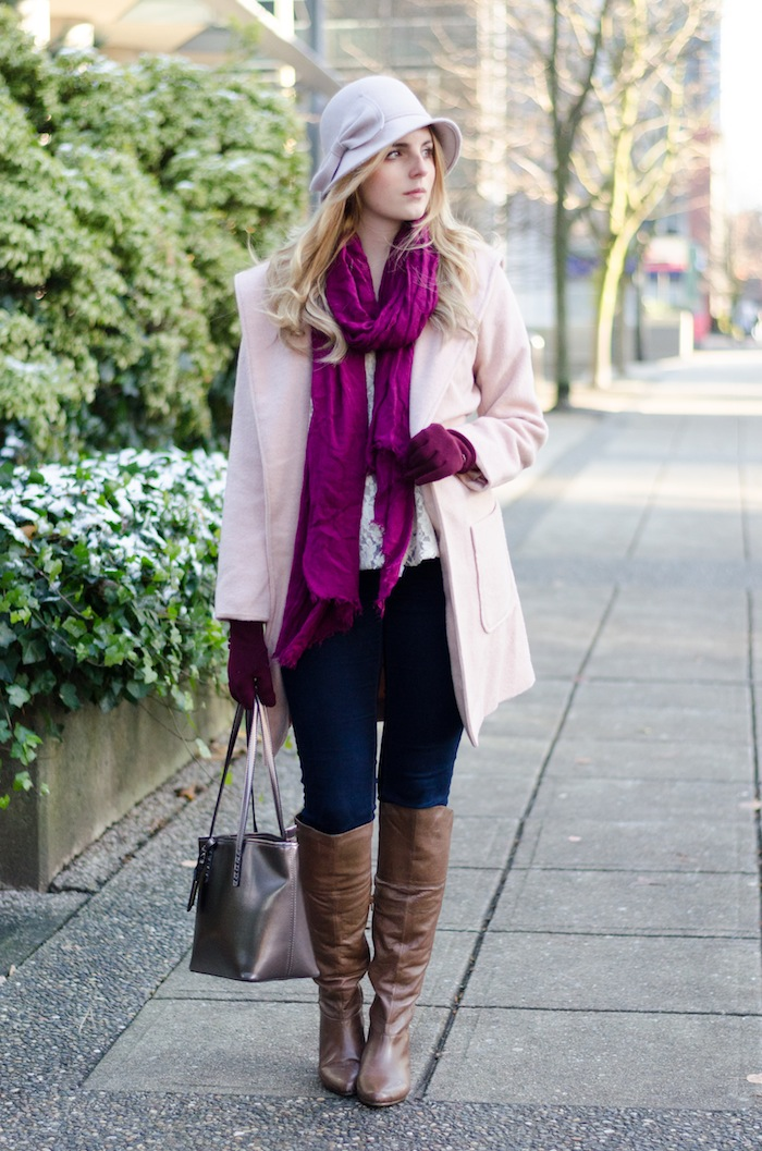 Casual Cozy Winter Outfit Idea