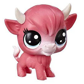 Littlest Pet Shop Series 3 Multi Pack Fausto Bullmer (#3-94) Pet