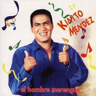 EL HOMBRE MERENGUE - KINITO MENDEZ (1995)