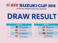 Jadwal Piala AFF 2016 Senior Penyisihan Grup Semifinal Final di RCTI
