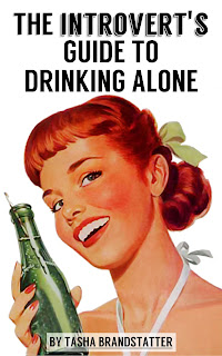 the introvert's guide to drinking alone cover