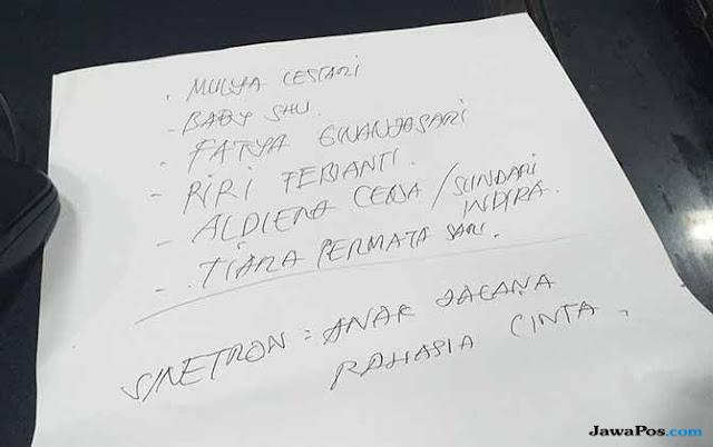 Ini 6 Nama Artis yang Terlibat Prostitusi Online, 2 Finalis Puteri Indonesia