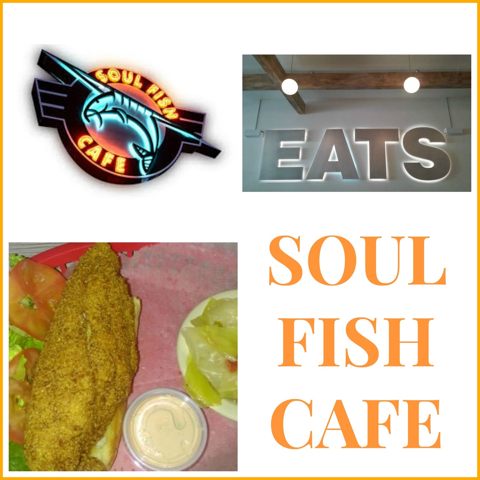 Lunching at soul fish cafe 39 for Soul fish cafe