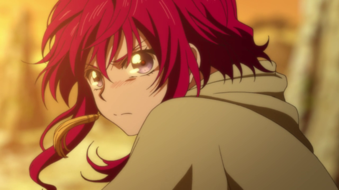 جميع حلقات انمي Akatsuki no Yona مترجم عدة روابط