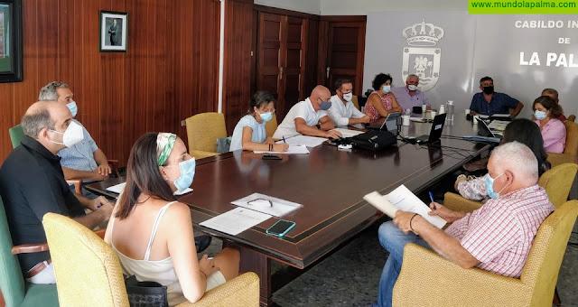 El Cabildo de La Palma constituye oficialmente la nueva Comisión Insular de Patrimonio Cultural