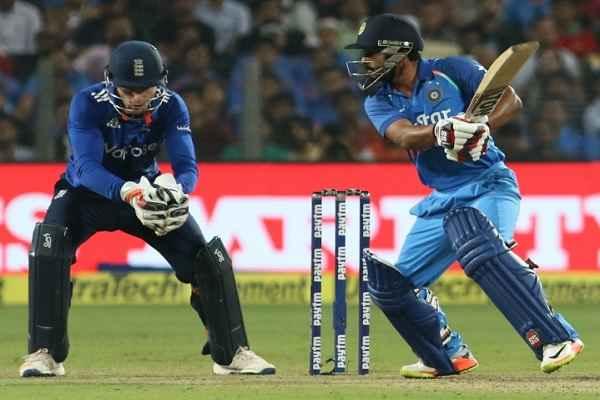 विस्फोटक शतक जमकर भारत के पांचवे विस्फोटक बल्लेबाज बने केदार जाधव