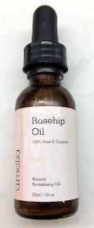 Amelia Moss Pure Rosehip Oil