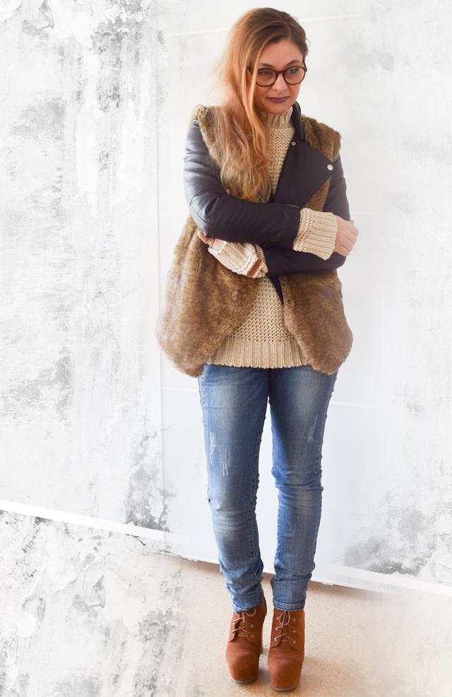 Fashionlook-Edelfabrik-Pullover-Jeans