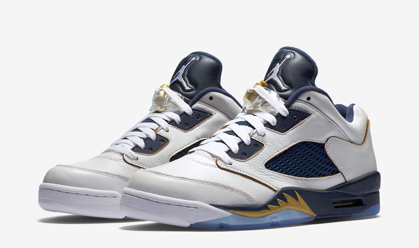 2011 Air Jordan 5 Or Métallique
