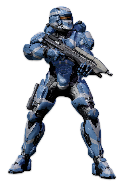 Gears of Halo - Master Chief Forever  : What are the armor