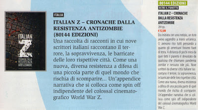 ItalianZ - cronache della resistenza antiZombie