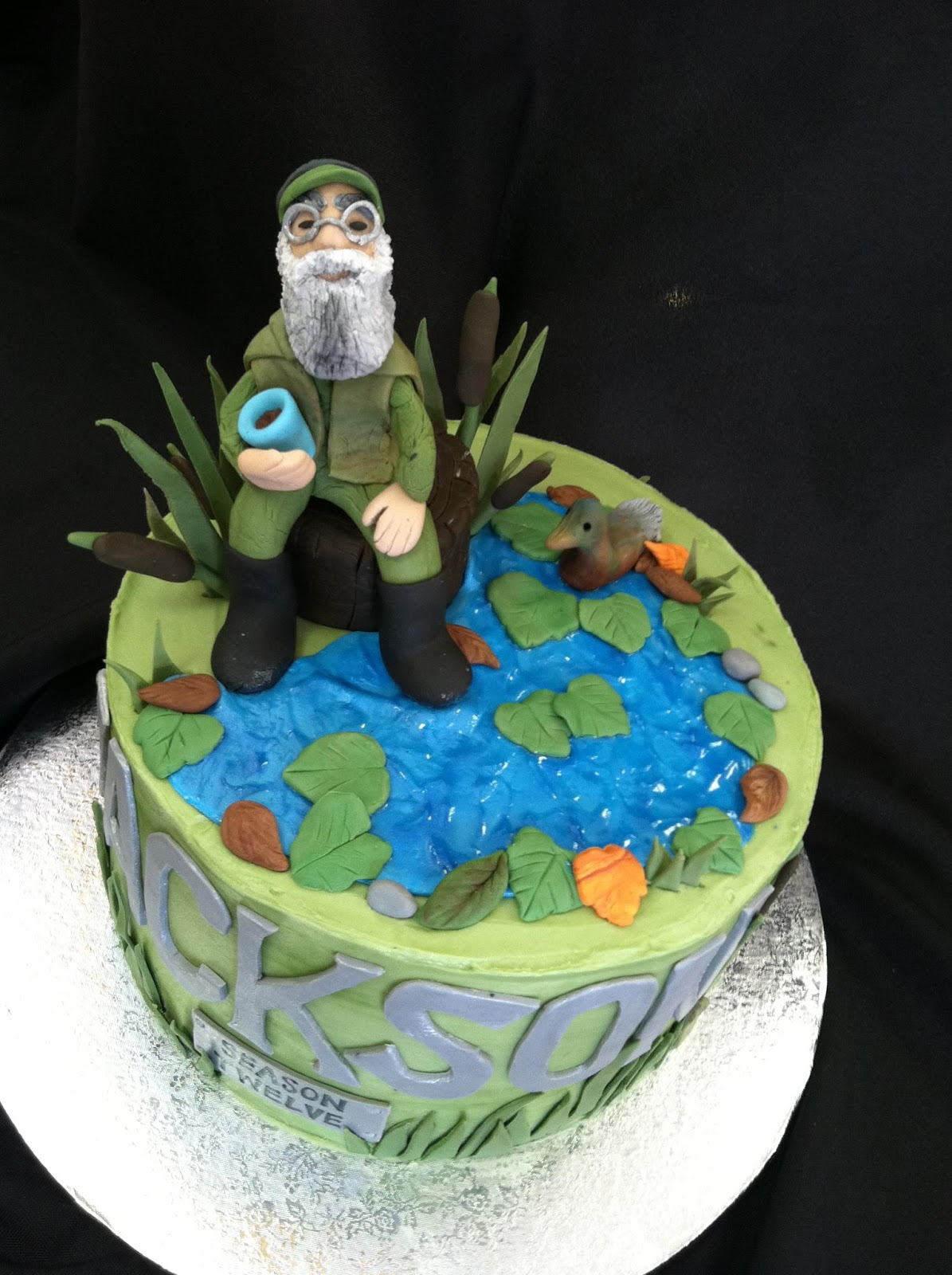Carbquik Birthday Cake