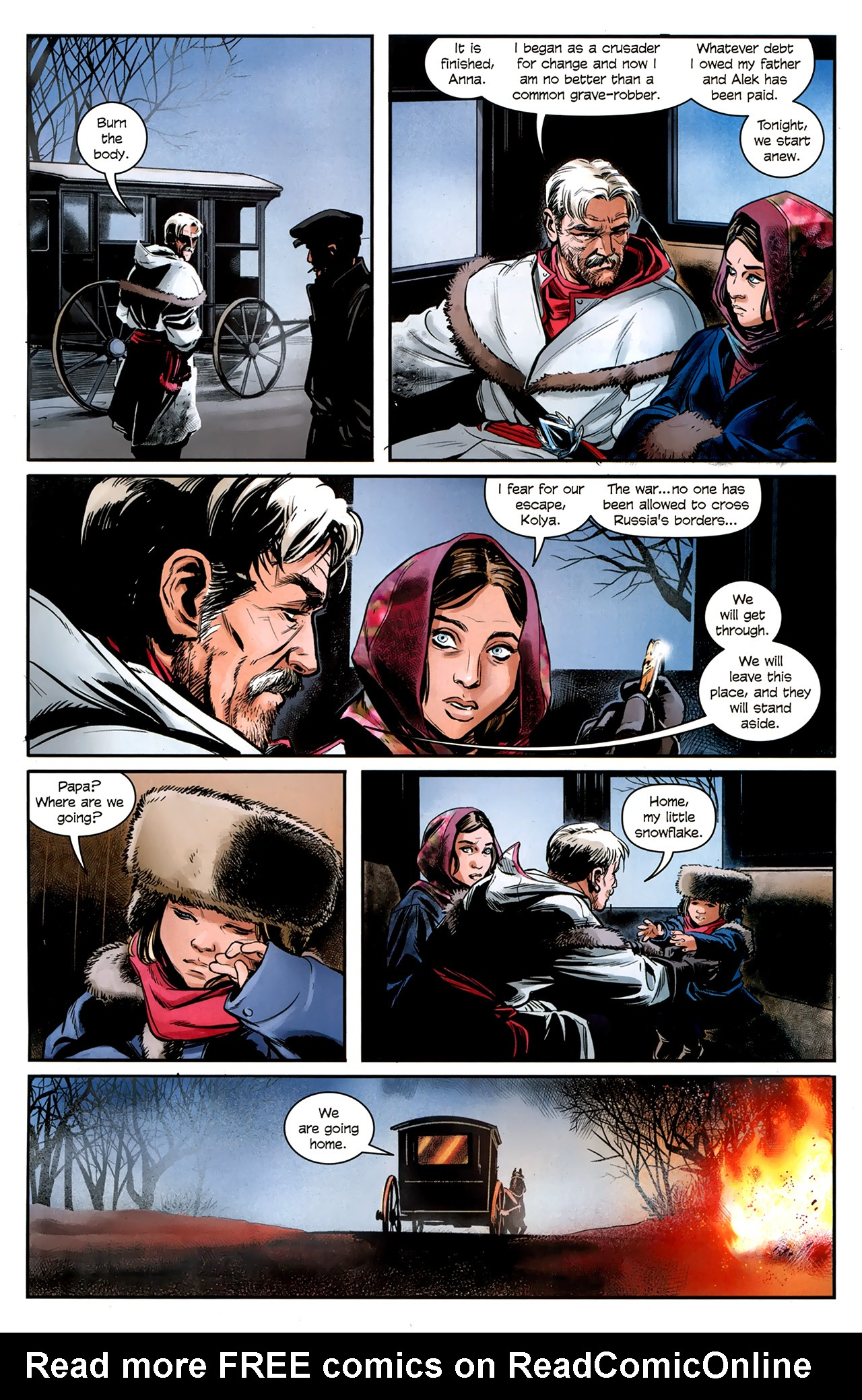 Read online Assassin's Creed: The Fall comic -  Issue #3 - 24