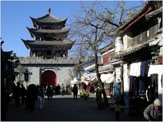 เมืองโบราณต้าหลี่ (Dali Old Town)