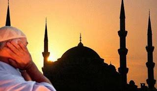 doa adzan dan iqomah