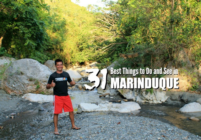 Things to do in Marinduque travel guide blogs