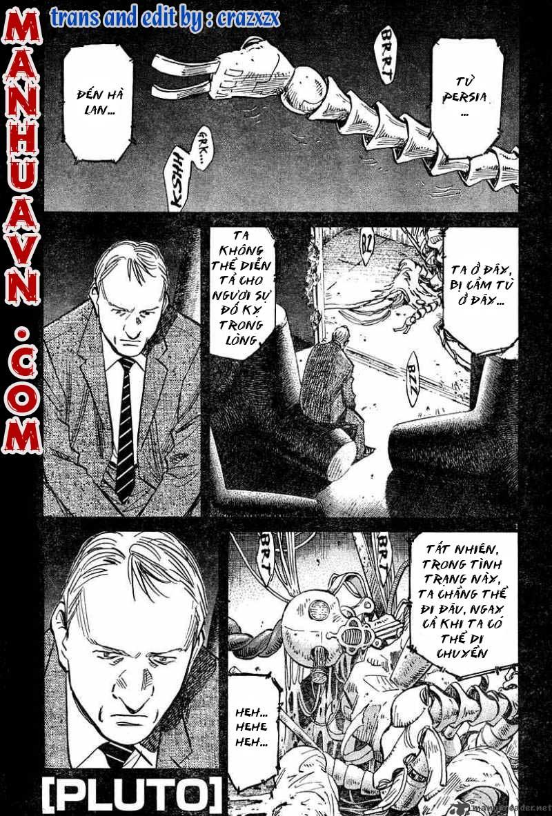 Pluto chapter 42 trang 3