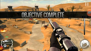 SNIPER X FEAT. JASON STATHAM APK 1.5.1 UNLIMITED MONEY