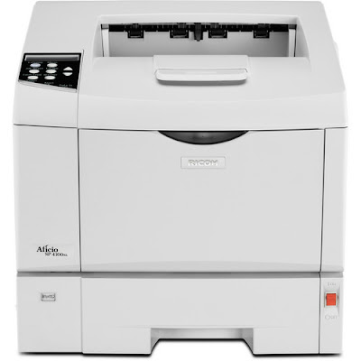 Ricoh Aficio SP 4100NL Driver Download