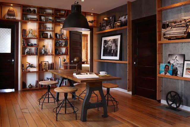 Desain Cafe Ala Amerika
