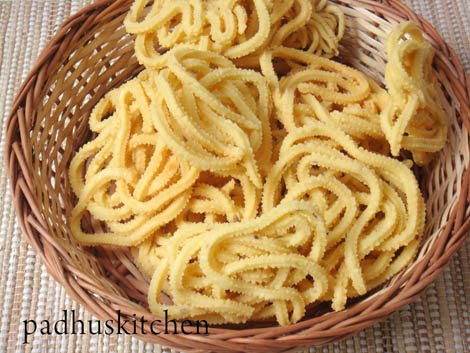 Indian snacks recipes padhuskitchen murukku murukku recipe forumfinder Image collections
