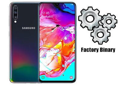 Samsung Galaxy A70 SM-A705FN Combination Firmware