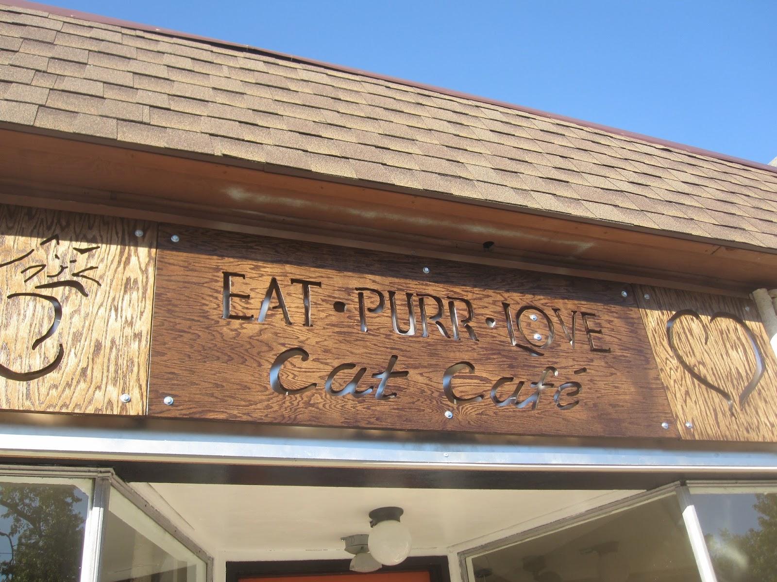 Eat Purr Love Cat Cafe Columbus Oh