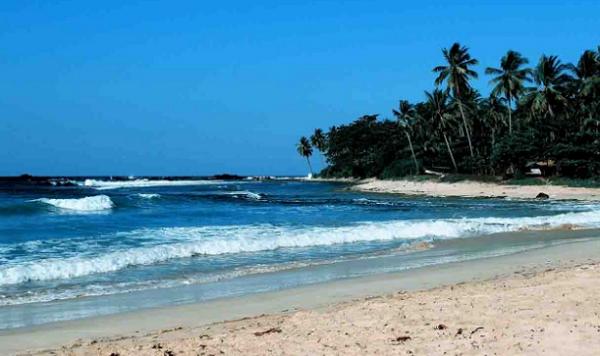 Gambar Pantai Carita Anyer Banten