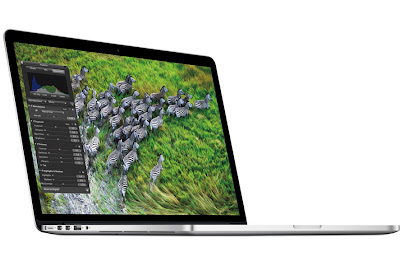 Apple macBook Pro with Retina Display: Intelligent computing