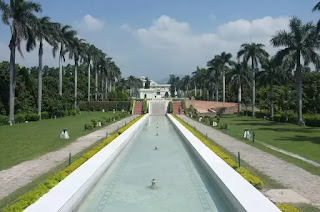 Pinjore gardens near Chandigarh