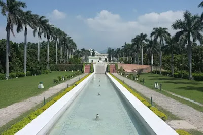 Pinjore gardens near Chandigarh