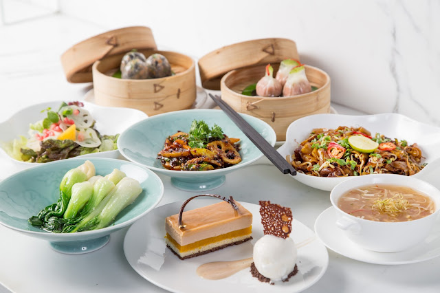 Experience the refreshed 'Taste of Yauatcha' menu