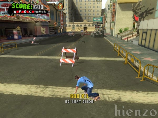 Tony Hawk's American Wasteland (1)