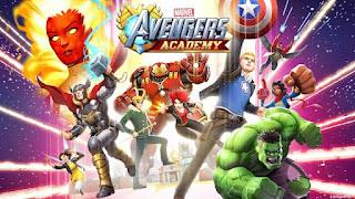 MARVEL Avengers Academy v2.8.2 Mod APK