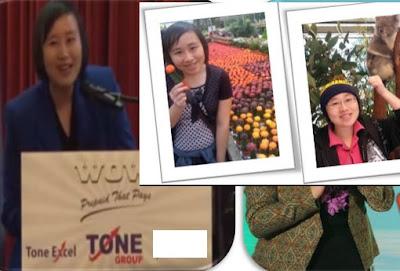Testimoni 2 Rosanne Goh Tune talk Tone Excel